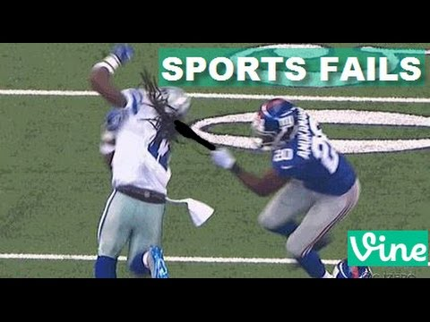 Best Fails in Sports Vines Compilation - Funny Sports Fail Moments