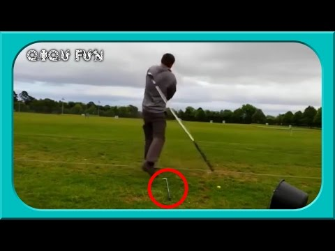 Ultimate Golf Fail Compilation (Funny Videos)