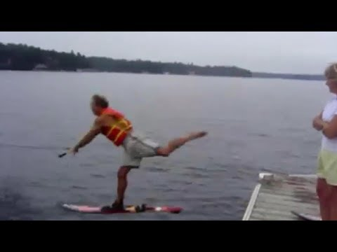 Ultimate Water Ski Fail Compilation (Funny Videos)