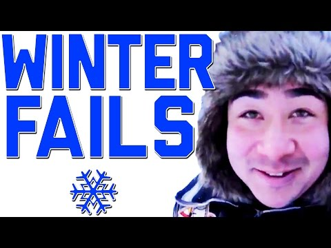 Ultimate Winter Fails Compilation | Boards, Skis, and Snow from FailArmy