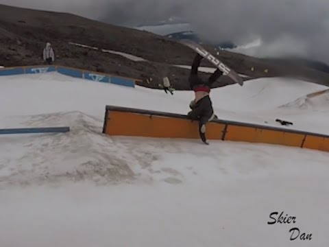 Snowboard Crash Compilation of the BEST Stupid & Crazy FAILS EVER MADE! Part #1