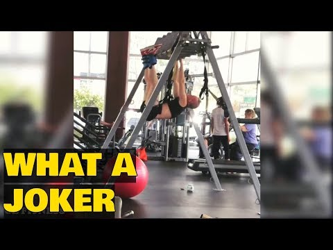 GYM FAILS November 2018 - BEST OF THE MONTH