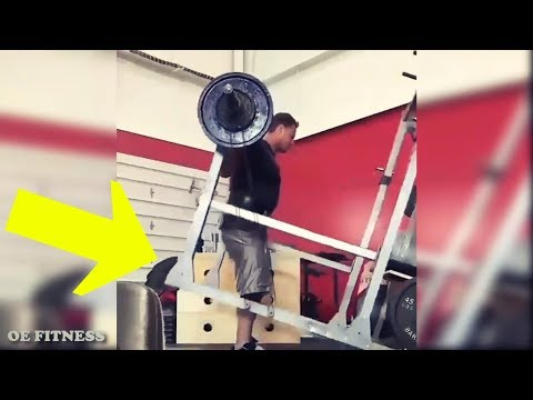 GYM FAILS 2018 - Don't Be Creative IN THE GYM