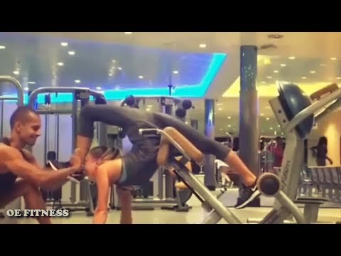 ULTIMATE GYM WINS and FAILS COMPILATION 2018