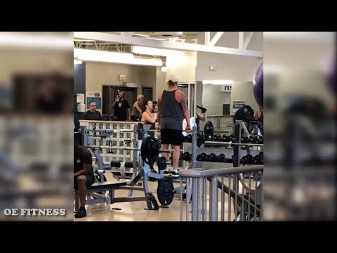 Things You Hate At The Gym - GYM FAILS