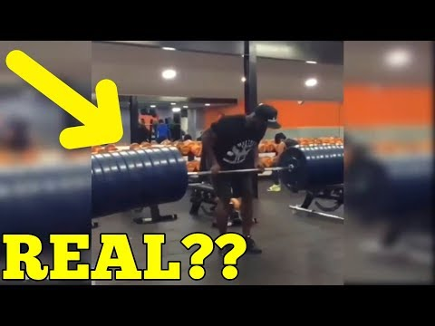 NEW GYM FAILS 2018 - TOUGH GUYS AT THE GYM