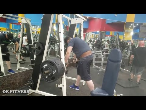 GYM FAILS 2018 - When You Want To Impress At The Gym