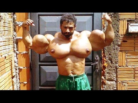 SYNTHOL OIL ABUSE!!! MUSCLE FAIL | FAKE BODYBUILDERS
