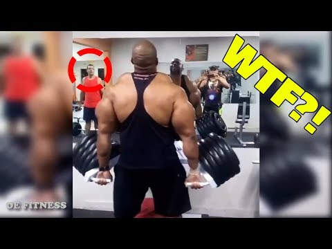 NEW GYM FAILS 2018 - NO BRAIN NO GAIN