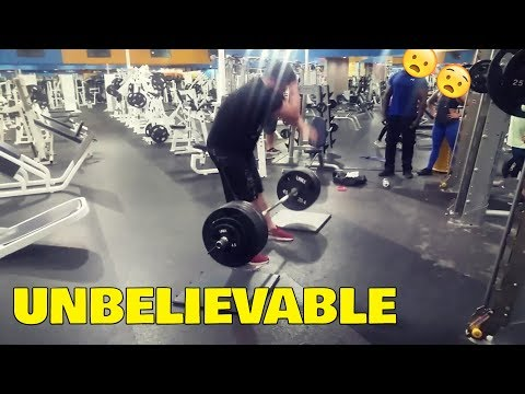THE TWO BIGGEST EGO LIFTERS IN HUMAN HISTORY - GYM FAILS