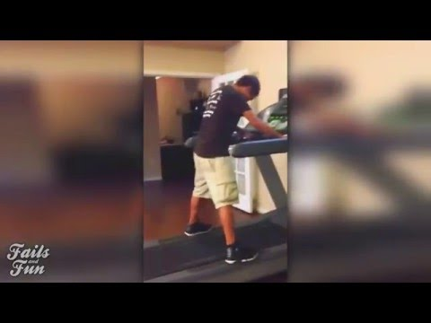 Treadmill Fail Compilation | Ultimate Fail Compilation 2016