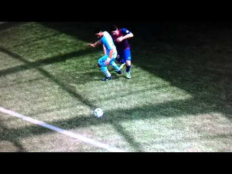 Fifa 12 messi strength, lescott fail