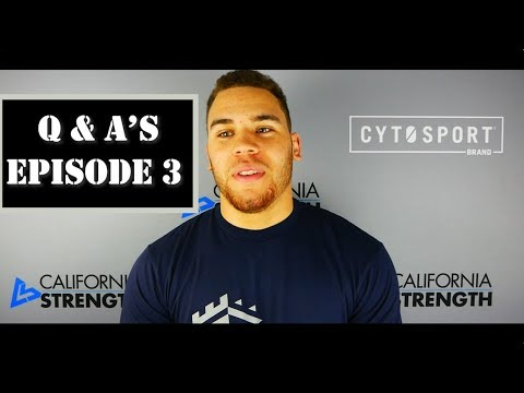 Q & A's with the Cal Strength Team Ep 3. Best Weightlifting Fail