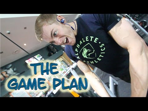 The Game Plan! | Smith Machine Fail | Strength Training