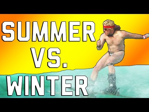 Hilarious Summer vs. Winter Fails (June 2017) || FailArmy