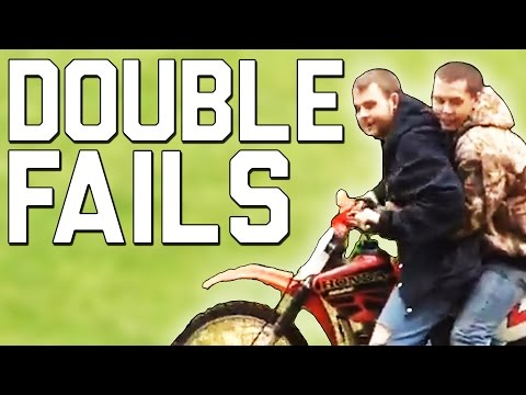 "Double Fails Compilation || ""Double Trouble"" By FailArmy 2016"