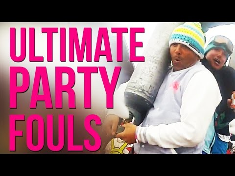 Ultimate Party Fouls || FailArmy