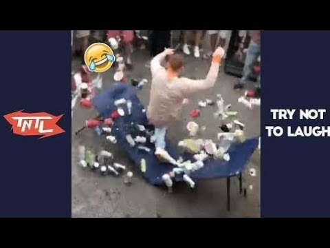 TRY NOT to LAUGH or GRIN: Fraternity & Sorority College Fails Compilation