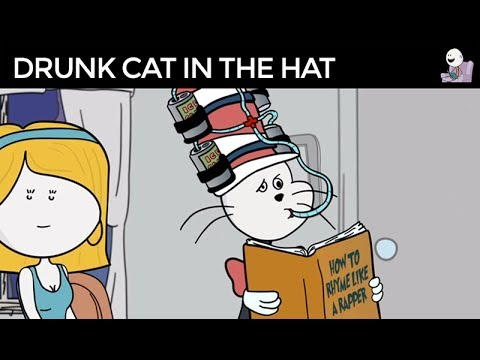 COLLEGE STORYTIME: Drunk Cat in the Hat