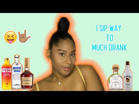 STORYTIME: FIRST time getting DRUNK while in COLLEGE!