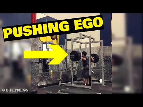 GYM FAILS - Ego Lifting Clowns