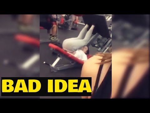 ULTIMATE GYM FAILS 2018 THAT WILL LEAVE YOU SPEECHLESS