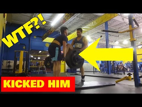 GYM FAILS 2018 THAT WILL LEAVE YOU SPEECHLESS