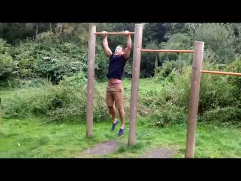 Muscle-Up FAIL!