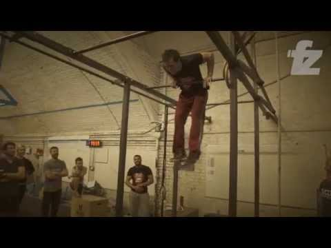 Sai Ngo Strict Form Muscle-Up Fail!
