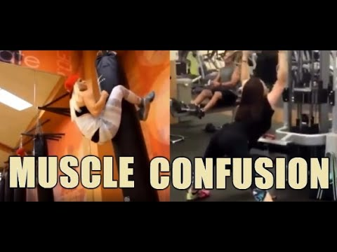 GYM FAILS JULY 2017 - MUSCLE CONFUSION