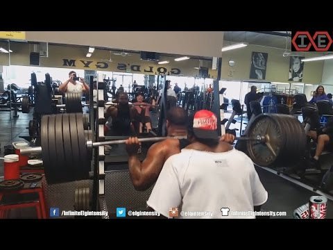 Exercises in Futility - How NOT to Squat (feat. Kali Muscle)