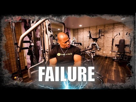 "Do You Have to Go to ""MUSCLE FAILURE"" to Grow?       [Strength & Size]"