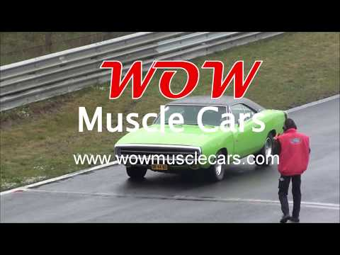 WOW Muscle Car Fails and Crashes