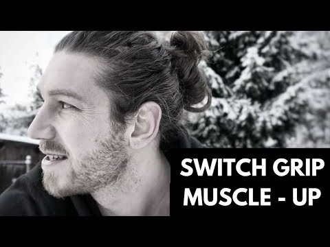 Switch Grip Muscle Up | Muscle Up Jump Over FAIL | fit tba