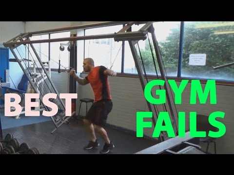 Gym Workout Fail Compilation