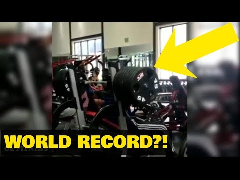 GYM FAILS 2018 - EXTRA TOUGH PEOPLE