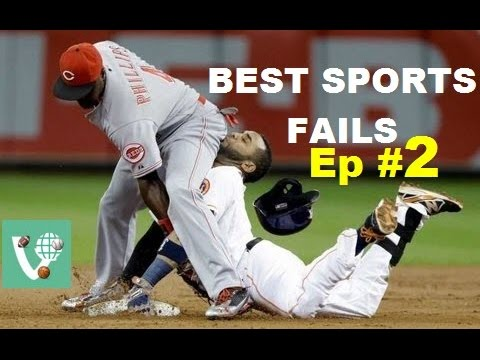 Best Fails in Sports Vines Ep #2 Compilation 2015 - Funny Sports Fail Moments