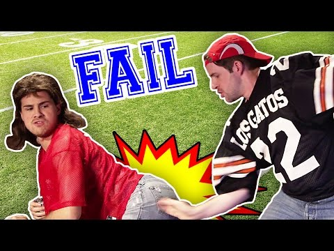 FOOTBALL PARTY FAIL (BTS)