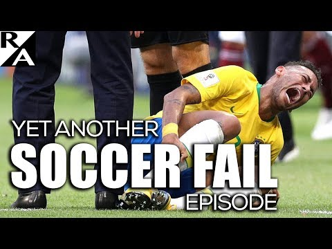Yet another SOCCER FAIL Episode