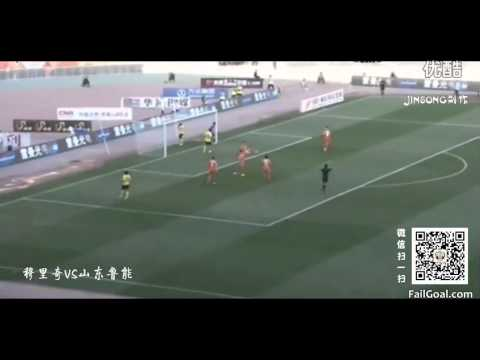 Top 10 football soccer fail misses of Chinese Super League(中超联赛)By:FailGoal.com