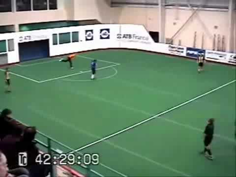 Indoor Soccer Fail