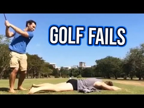 Best Funny Golfing Fails | Sports Fail Compilation 2018