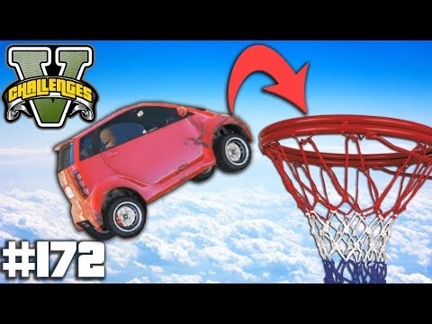 Panto Basketball FAIL | GTA 5 Challenges