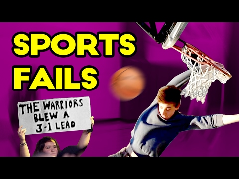 MARCH MADNESS! SPORTS FAILS 2018 | The Best Fails | Funny Fail Compilation Basketball and More!