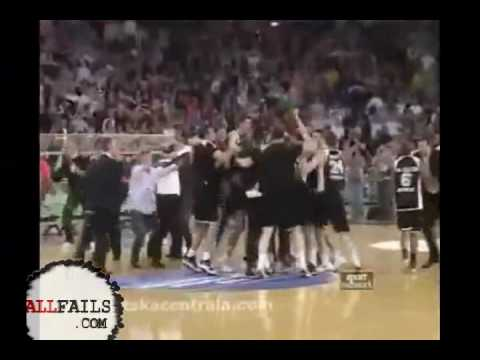 Basketball Win Fail