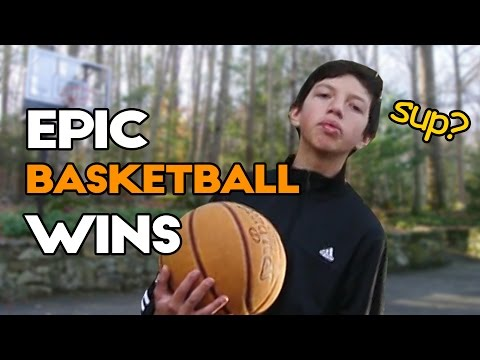 Best Epic Basketball Wins of 2016 | Funny Fail Compilation