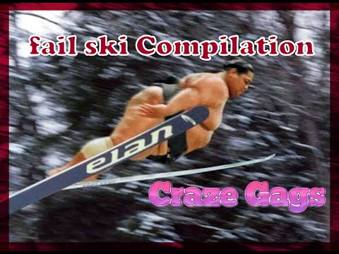 Ski Fail Compilation , Funny fails ski , The Best of Skiing Fails Compilation  2016