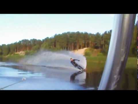 Water Mono Ski Fail Compilation