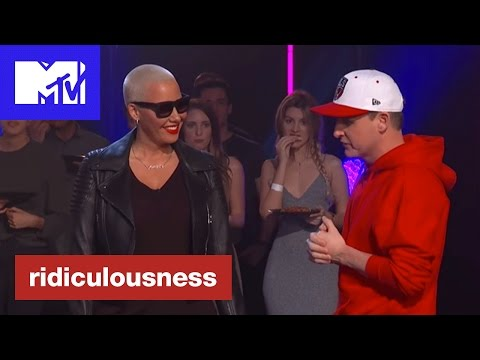 'Amber Rose Helps Chanel Get Singled Out' Official Clip | Ridiculousness | MTV