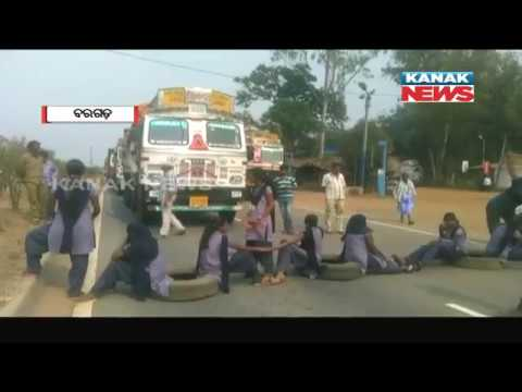 Students Ransack College In Boudh As College Fails To Provide Admit Card